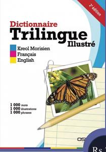 Dictionnaire trilingue Illustré