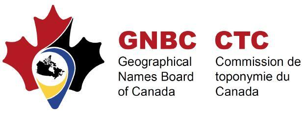 Geographical Names Board of Canada Logo